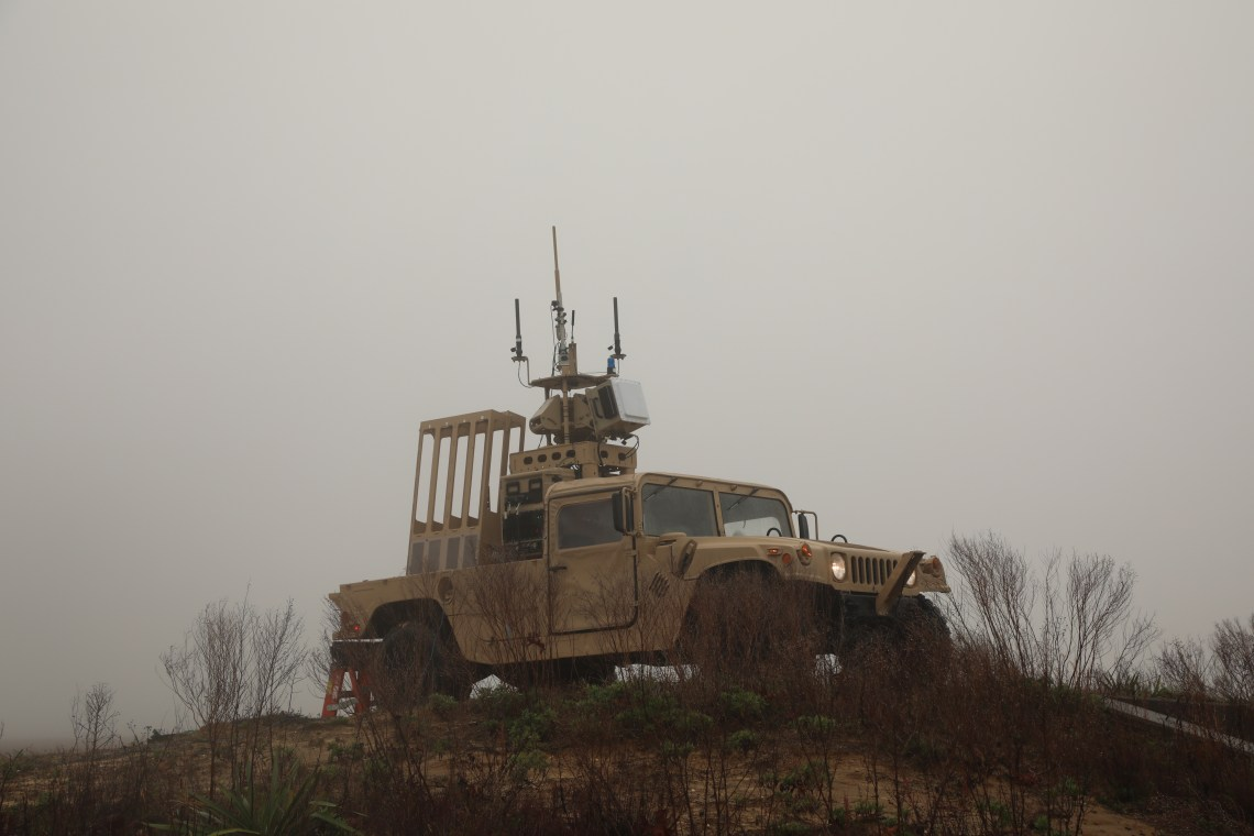 DARPA's Mobile Force Protection Program Concludes with Successful Demonstration