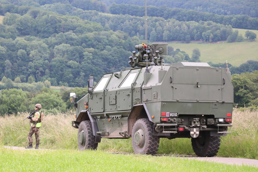 Luxembourg Army Dingo 2