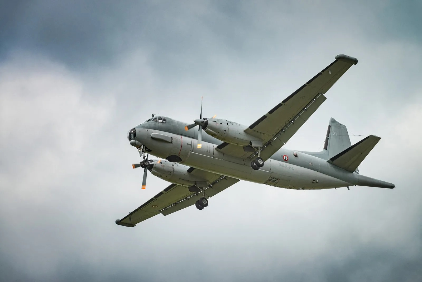 French Navy Receives Upgraded Atlantique 2 (ATL2) Long-range Maritime Patrol Aircraft