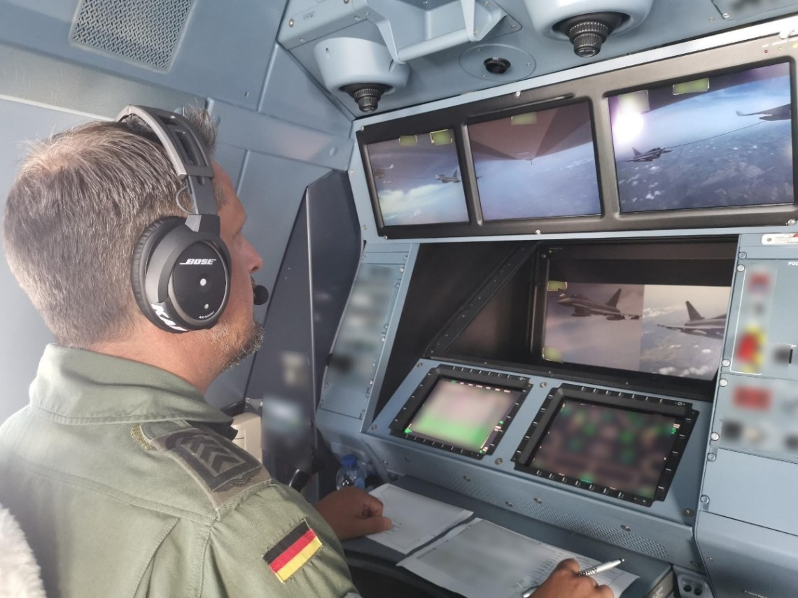 German Air Force Hosted Multinational Air Group Training Integrated with BALTOPS50