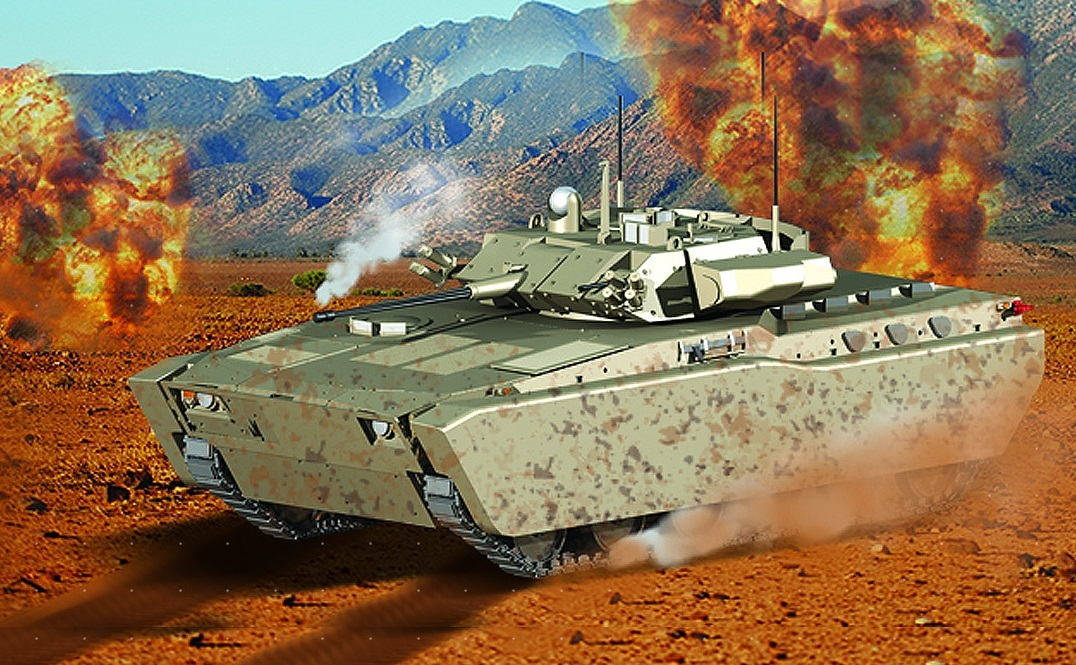 Indian Army Issues Tender for 1,750 New Infantry Combat Vehicles