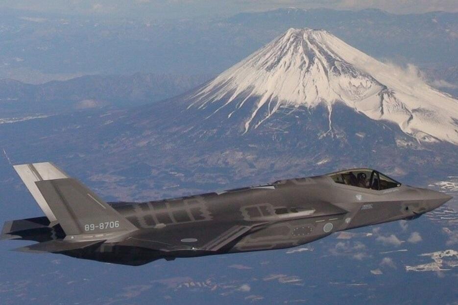 Japan Air Self-Defense Force F-35A Lightning II