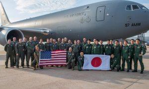 Japan Air Self-Defense Force Personnel to Train on Operating KC-46 Pegasus at Altus Air Force Base