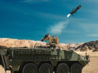Javelin Joint Venture Fired Javelin Anti-tank Missiles from Three Different Ground Platforms