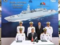 Karachi Shipyard and Engineering Works Begins Construction of 4th Ada-class Corvette for Pakistan Navy