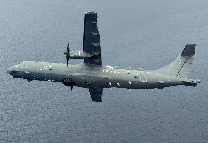 Leonardo Unveils Airborne Tactical Observation and Surveillance System (ATOS)