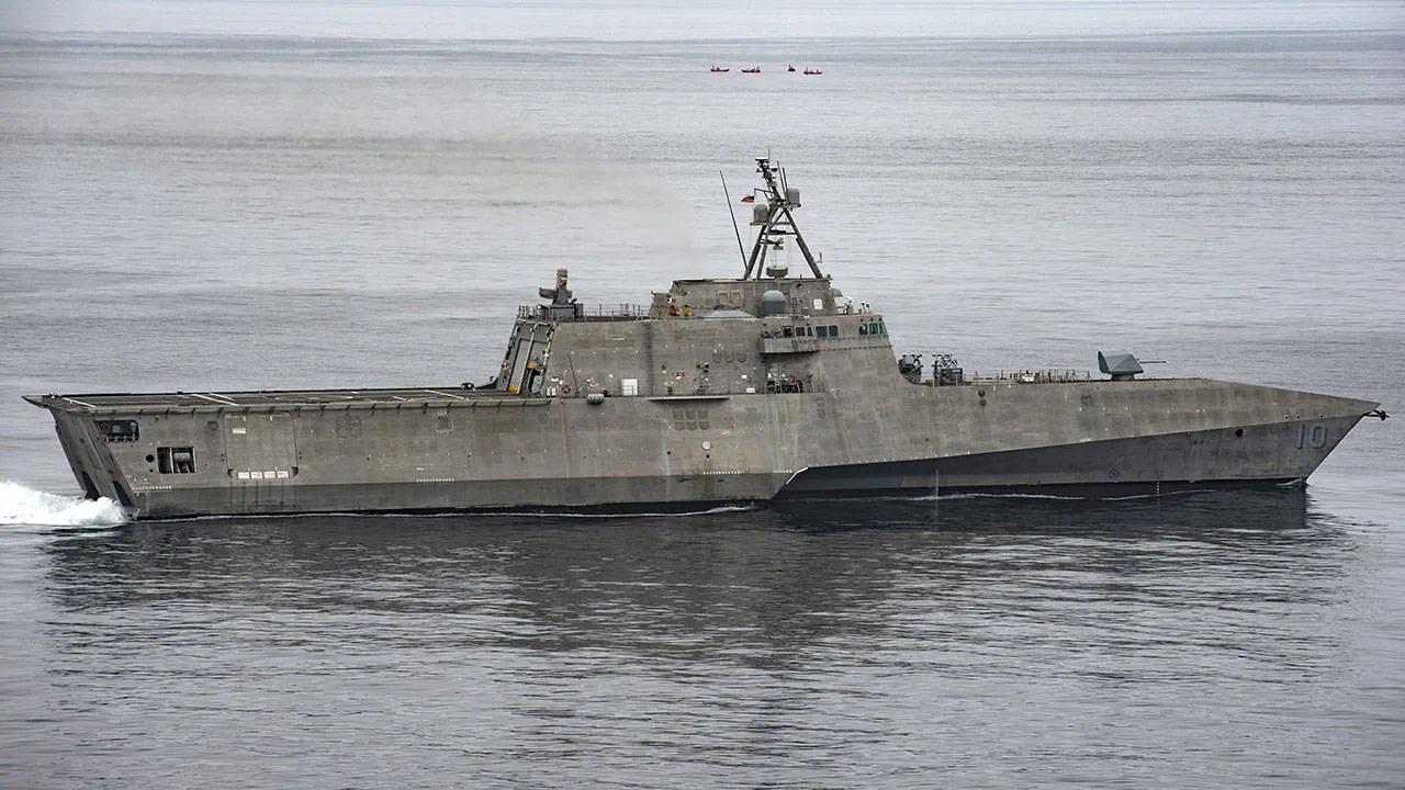 U.S. Navy Littoral Combat Ships (LCS)