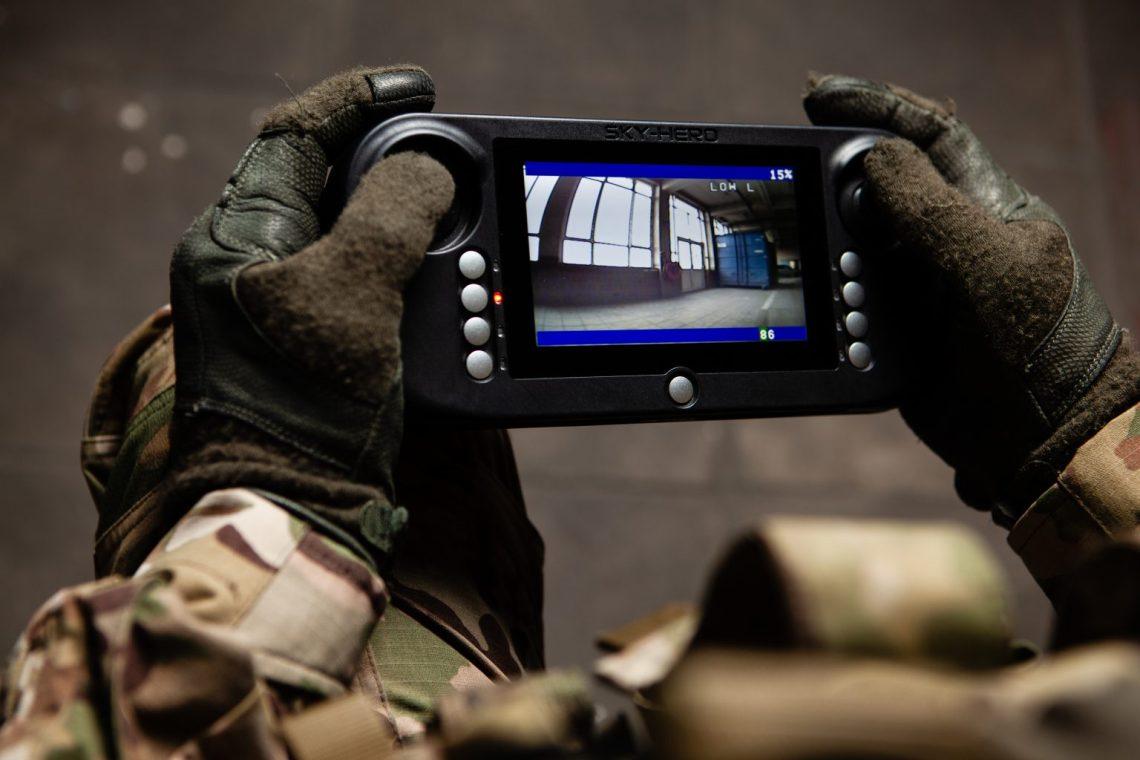 Sky-Hero Loki Mk2 Tactical Intervention Drone