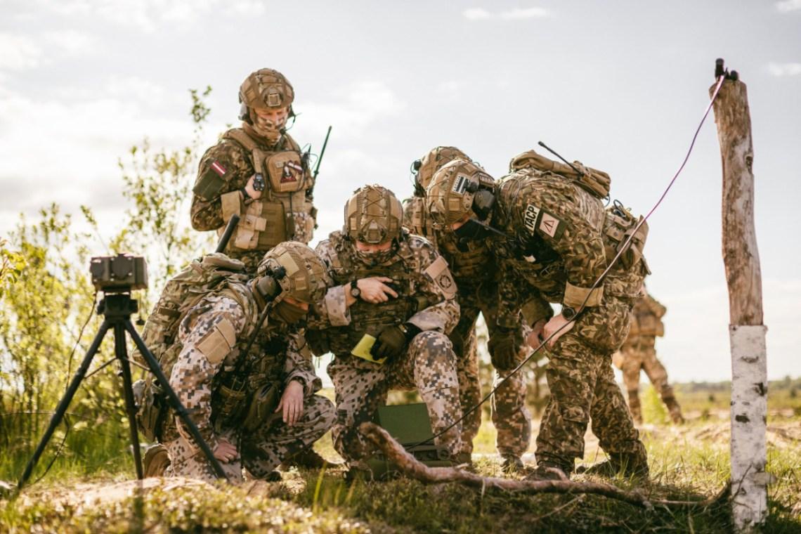 Multinational Exercise Summer Shield Concludes in Ādaži Training Area, Latvia