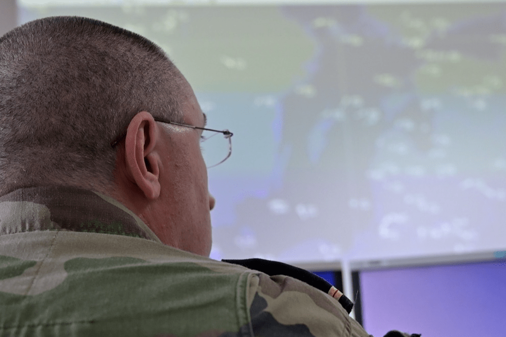 NATO's Combined Air Operations Centre (CAOC) Integrates with BALTOPS 50