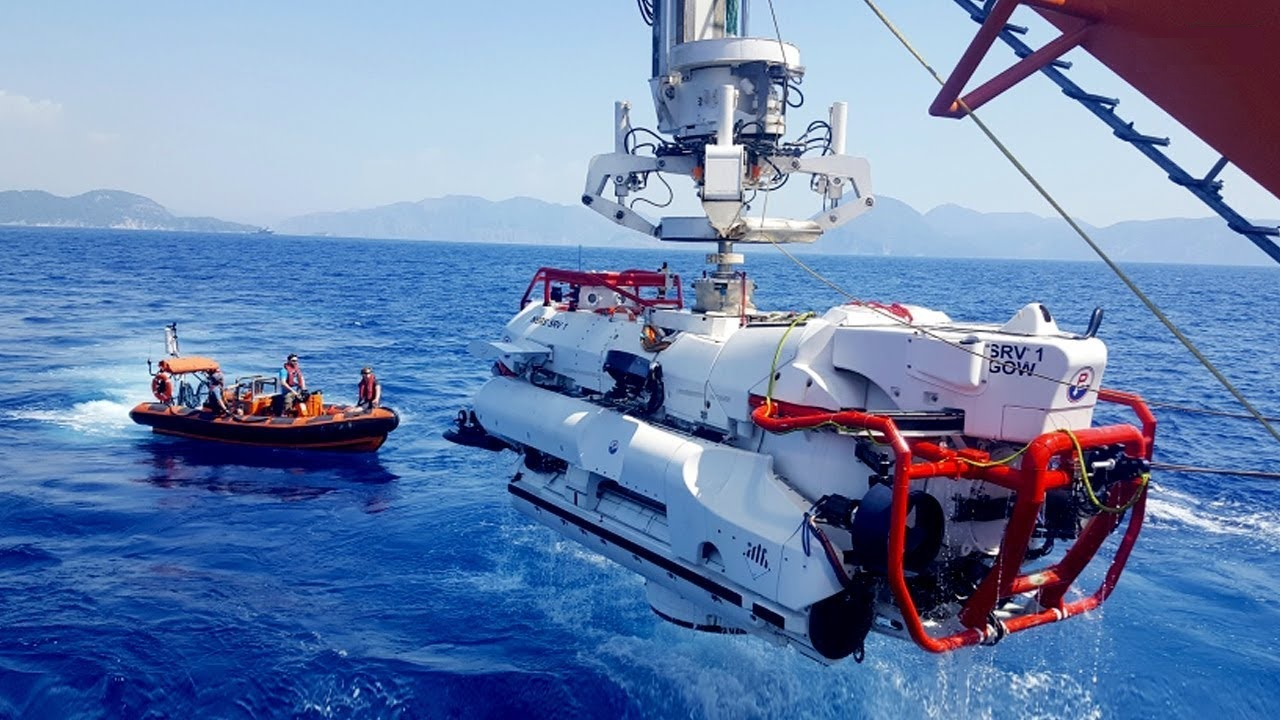 JFD Awarded NATO Submarine Rescue System Contract to Upgrade Video and Communications Network