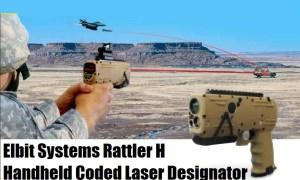 Rattler H Handheld Coded Laser Designator