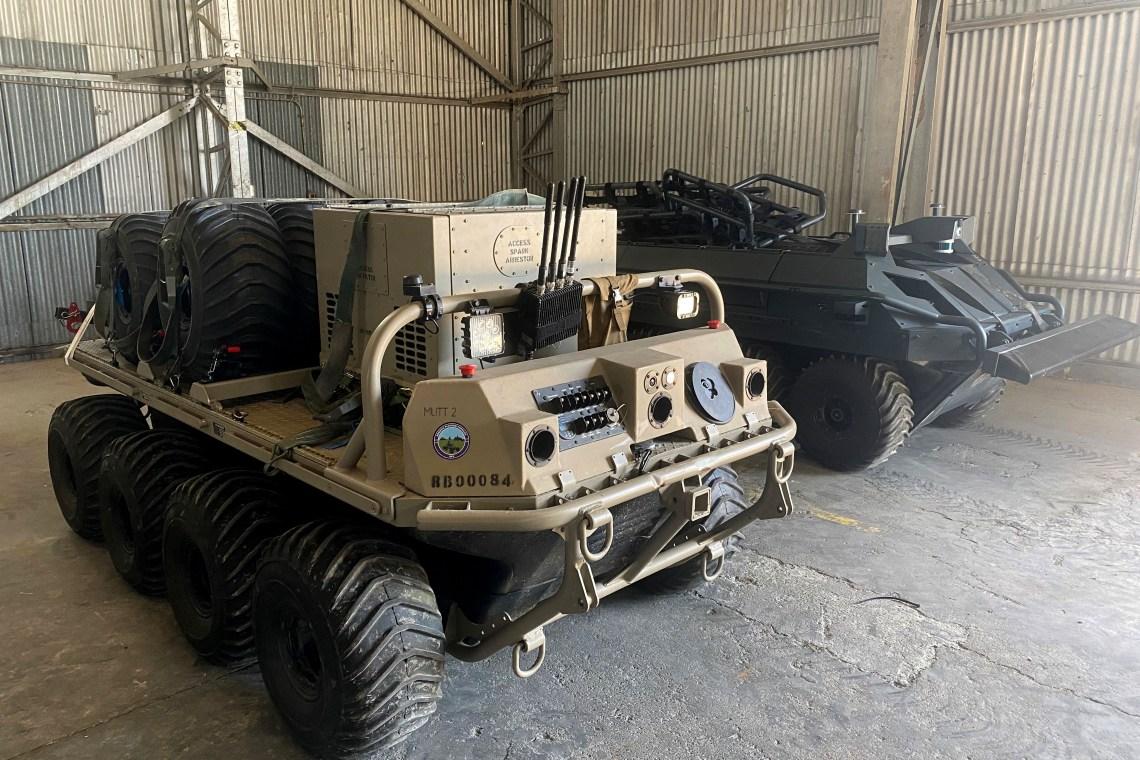 Robotics Hub Trail-blazes for British Army's Experimentation Battlegroup
