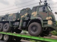 Rocketsan Delivers TRG-300 Kaplan Multiple Launch Rocket System to Bangladesh Army