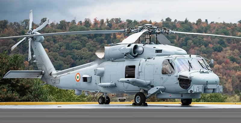 MH-60R Seahawk Maritime Helicopter