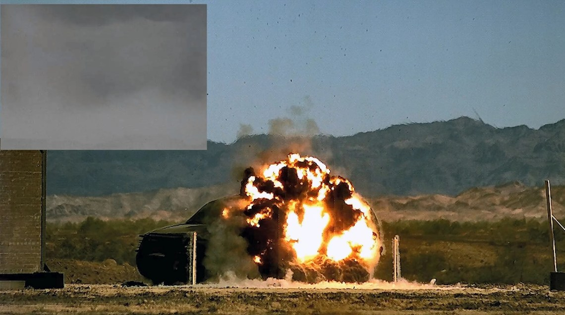Saab and Raytheon Demonstrate New Guided Multipurpose Munition (GMM) for US Army