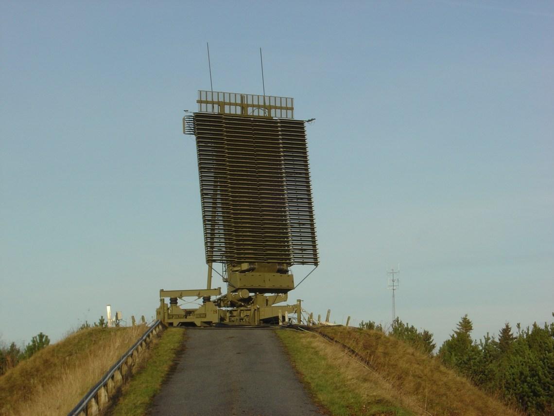 Lockheed Martin TPS-77 Long-Range Radar System