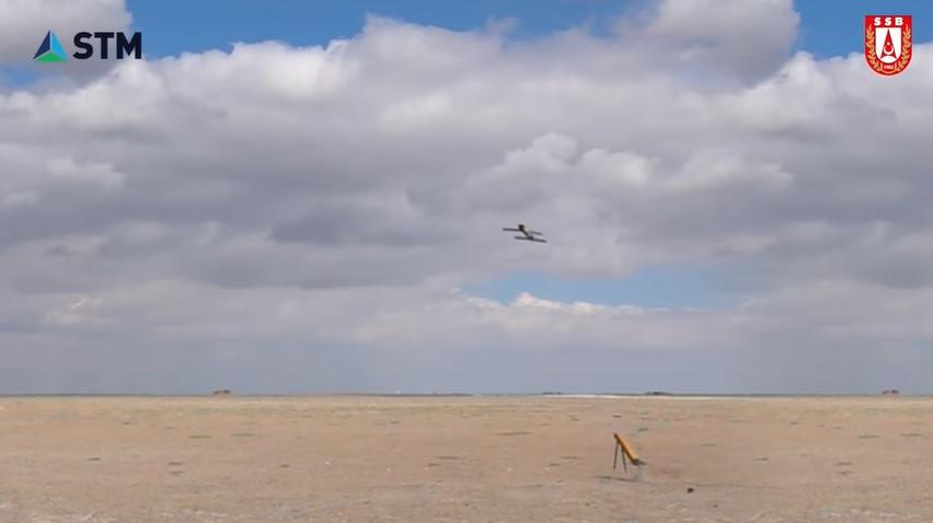 Turkish-made Alpagu Kamikaze Drone Successfully Hits Target with Live Ammunition