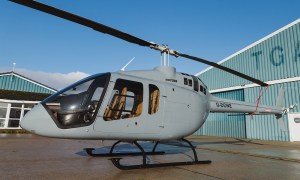 UK Civil Aviation Authority Approves HeliSAS Autopilot for Bell 505 Light Helicopter
