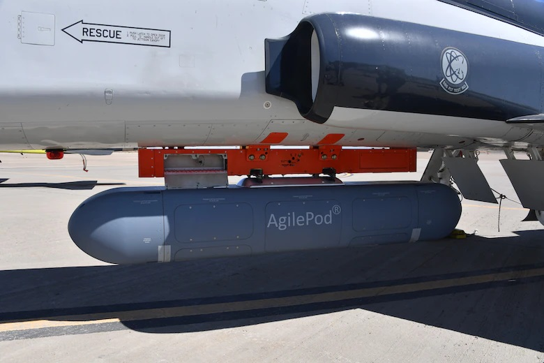 US Air Force Research Laboratory Tests New Precision, Navigation and Timing (PNT) Concept