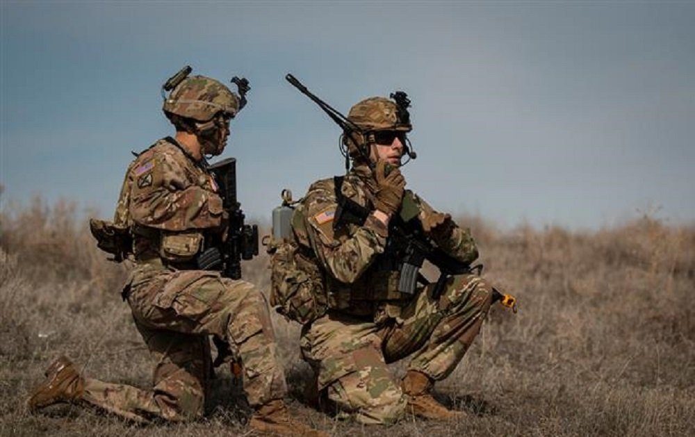US Army 81st Stryker Brigade Combat Team to Take eFP Mission in Poland