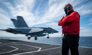US Navy Carrier Air Wing Two (CVW-2) Completes Carrier Qualifications Aboard USS Carl Vinson