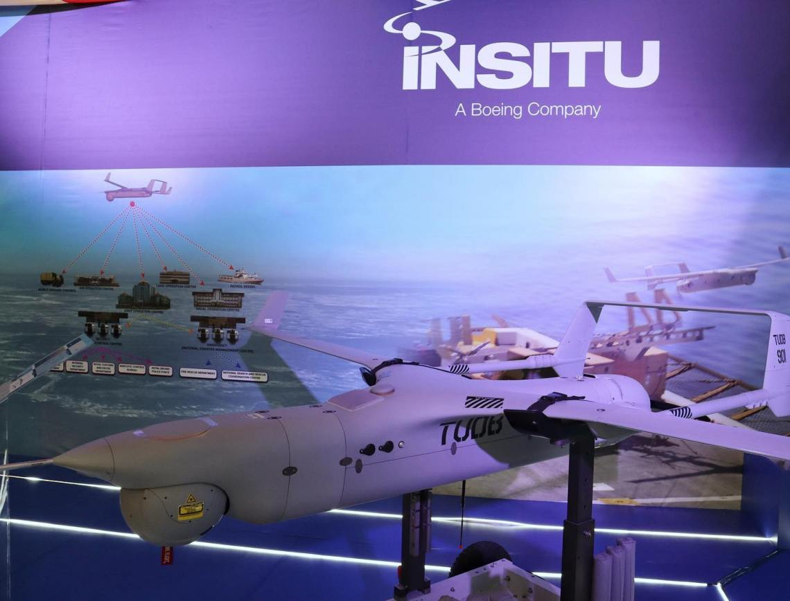 Royal Brunei Air Force Receives Insitu Integrator Unmanned Aerial Vehicles