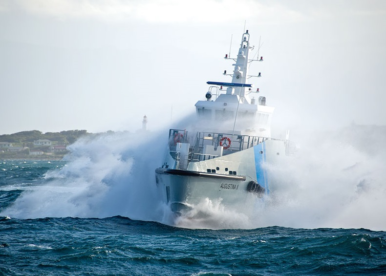 Paramount Group 35m Sentinel Multi-purpose vessel