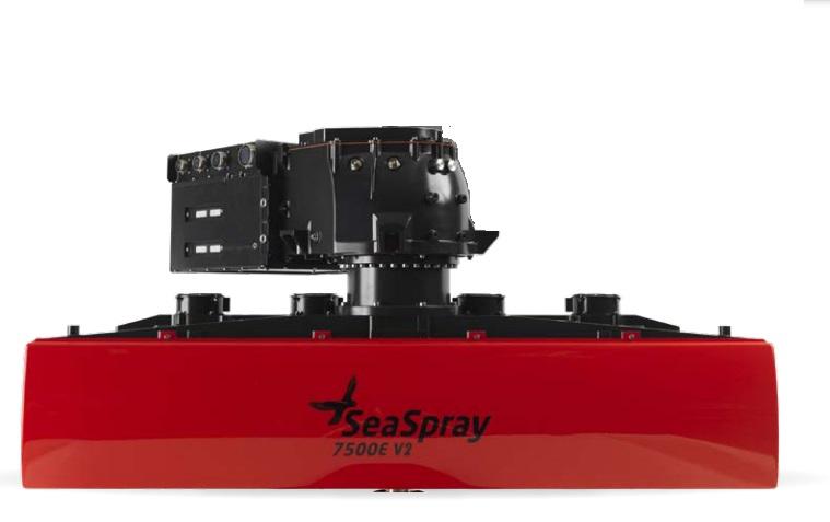 Seaspray 7500E V2 Active Electronically Scanned Array (AESA) radar
