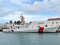 Bollinger Shipyards Delivers 45th Fast Response Cutter to US Coast Guard