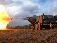 EXCALIBUR ARMY Unveils New DANA M2 152 mm Self-propelled Howitzer