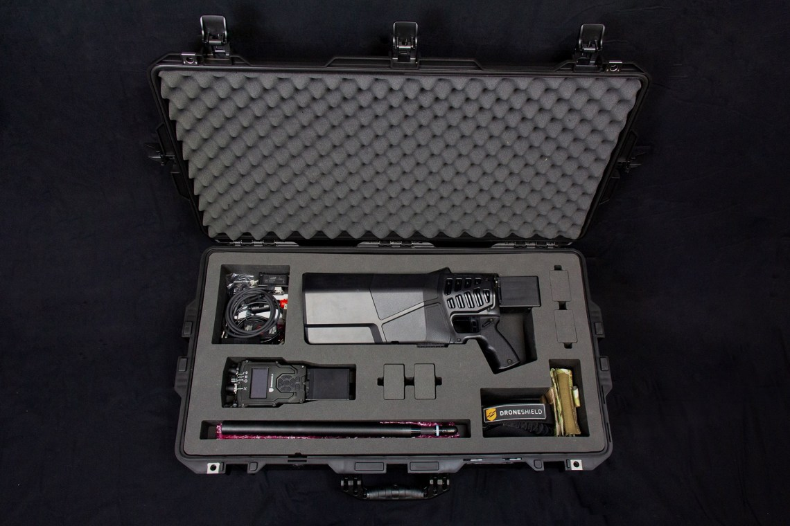 Immediate Response Kit (IRK) Portable Detect and Defeat