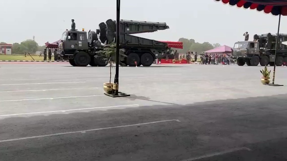 Indian Army Inducts Indigenous 10m Span Bridging System (10M SSBS)