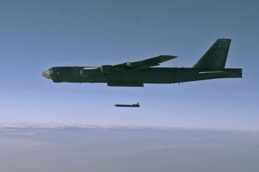 AGM-181 Long Range Stand Off Weapon (LRSO)
