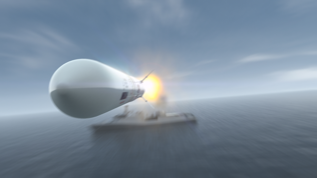 MBDA to Provide CAMM (Common Anti-Air Modular Missile) to Royal Navy Type 45 Destroyers