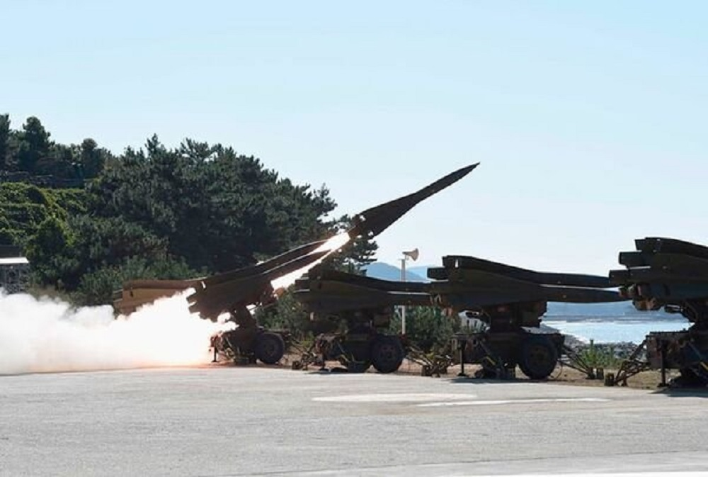 Republic of Korea Air Force (RoKAF) MIM-23 HAWK