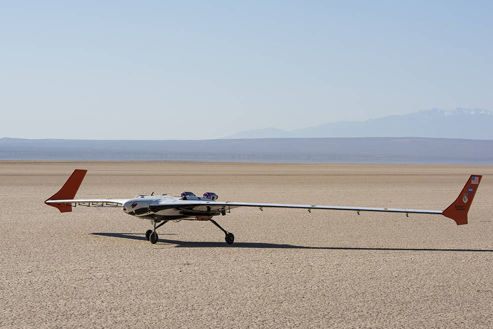 NASA's X-56B Unmanned Aerial Vehicle Destroyed During Research Test Flight