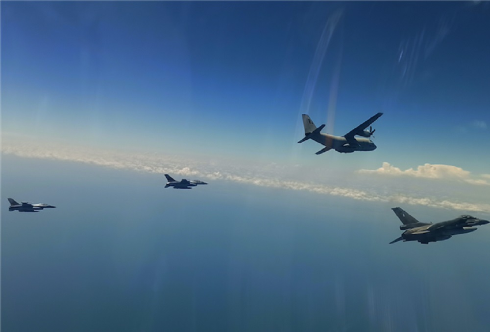 NATO Holds Air Defence Exercise (ADEX) in Black Sea to Improve Alliance Cooperation