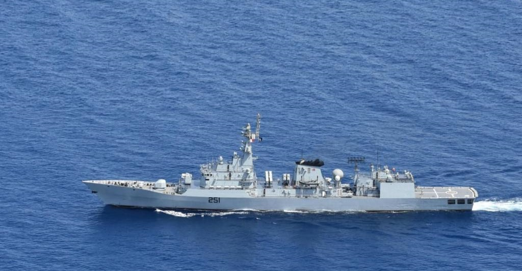 Pakistan Navy Ship PNS Zulfiquar Visits United Kingdom and Participates in Bilateral Naval Exercise