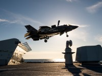 Raytheon's Joint Precision Approach and Landing System Operational on US Navy and Allies Aircraft Carriers