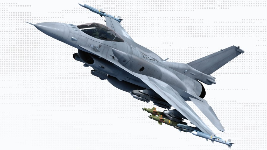 Rohde & Schwarz to Provide Radiocommunications to Slovak Air Force F-16 Block 70 Aircraft