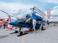 Rostec Shows Modernized Kamov Ka-226T Light Helicopter at MAKS 2021