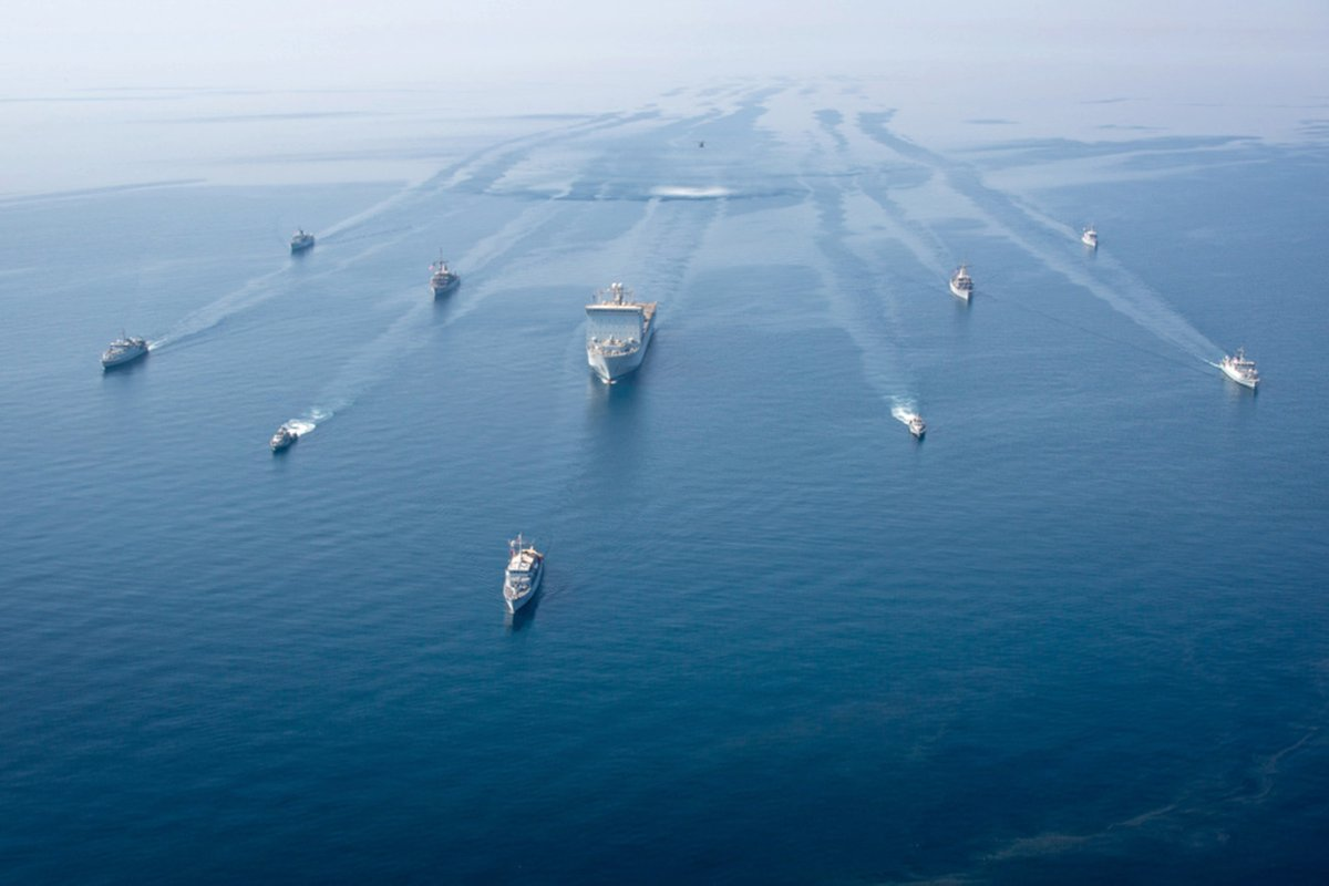Royal Australian Navy Officers Pivotal to Exercise Artemis Trident in Bahrain