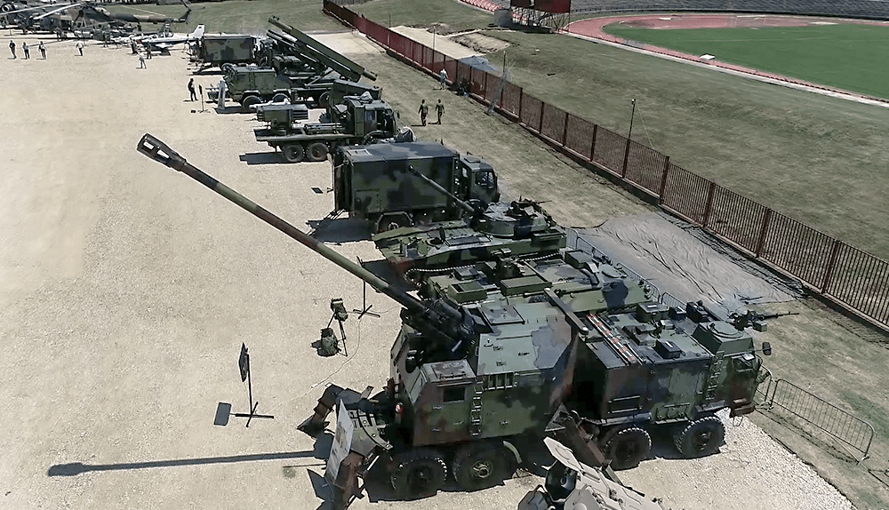 Serbian Ministry Of Defense Opens Tactical and Technical Assembly in Kragujevac