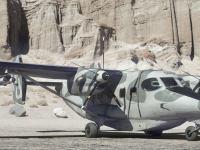 Sierra Nevada Corporation Demos MC-145B Coyote STOL for US SOCOM Armed Overwatch Program