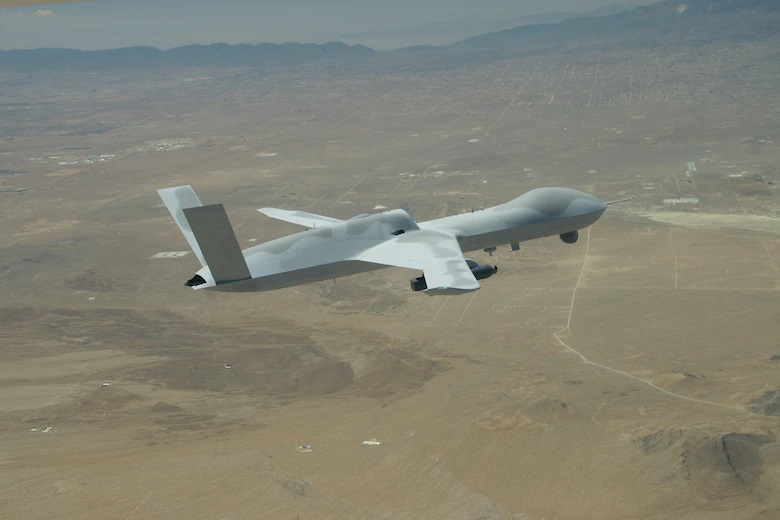 Skyborg Autonomy Core System Flew Onboard MQ-20 Avenger During Orange Flag 21-2