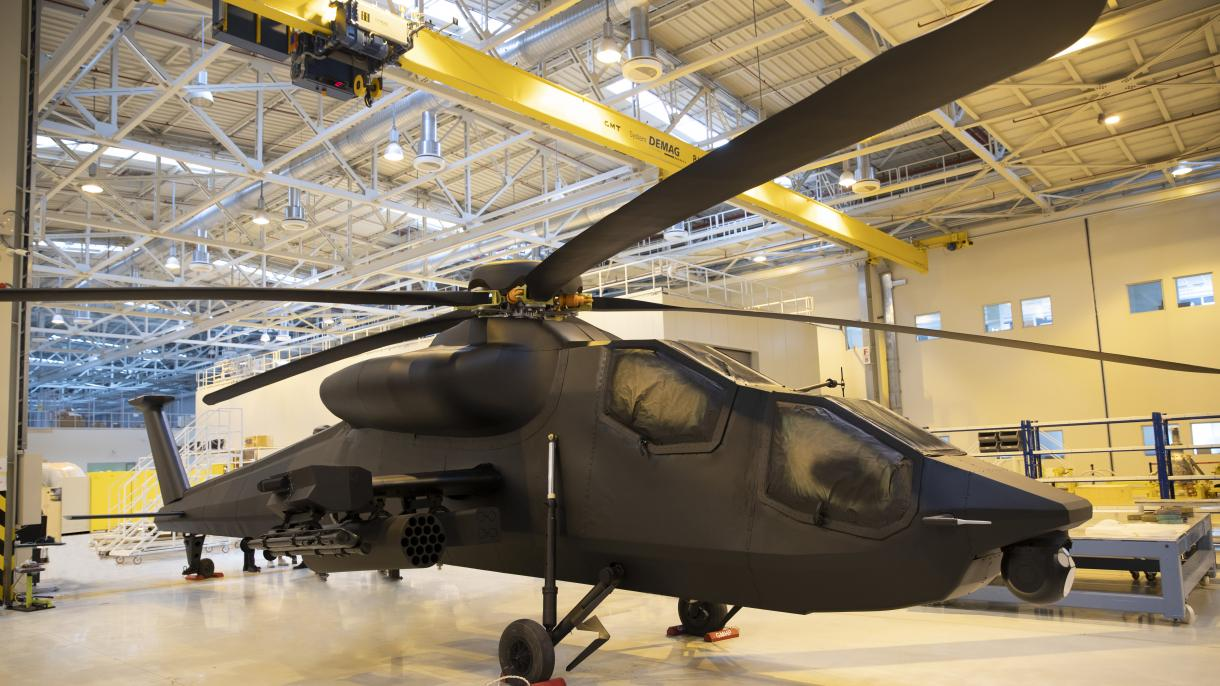 Ukraine's Motor Sich to Supply 14 Engines for Turkish Aerospace Industries ATAK II Helicopter