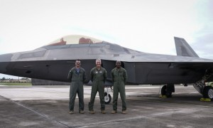 US Air Force 36th Wing and 525th Fighter Squadron Reunite During Pacific Iron 21