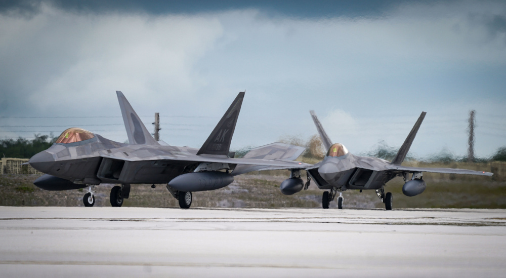 US Air Force Andersen Air Force Base Kickoffs Several Joint Military Exercises