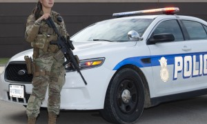 US Air Force Delivers Better Fitting Body Armor for Female Defenders